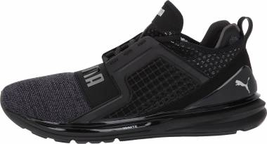 Puma IGNITE Limitless Knit - Puma Black Puma Silver (18998702)