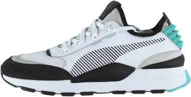 Puma RS-0 Re-Invention - White Gray Violet Biscay Green (36688701)