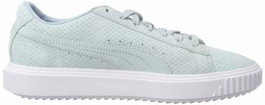 Puma Suede Breaker - Blue Light Sky Puma White Light Sky (36607706)