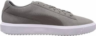 Puma Suede Breaker - Grey Charcoal Gray Puma White Charcoal Gray (36607707)