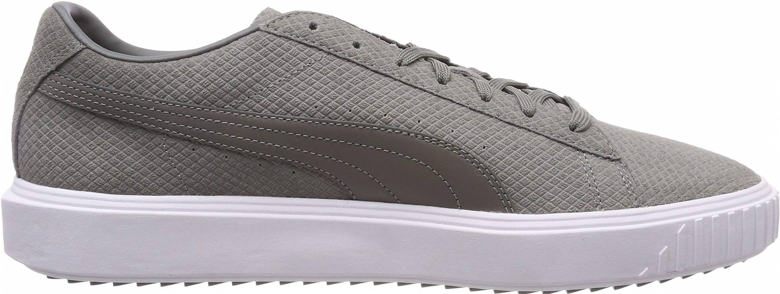 Only £35 + Review of Puma Suede Breaker