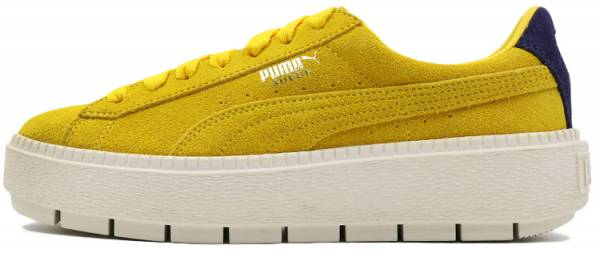 9 Reasons toNOT to Buy Puma Suede Platform Trace Bold (Jun