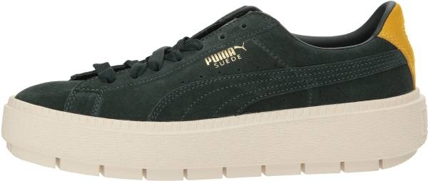 purchase cheap d3f8d 0abf1 Puma Suede Platform Trace Bold