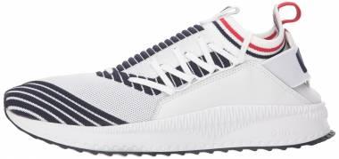 Puma TSUGI Jun - Puma White Peacoat Ribbon Zapatillas de Deporte