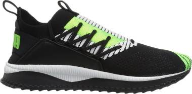 promo code 11b2f 9399c Puma Tsugi Jun Puma Black   Green Gecko   Puma White Men