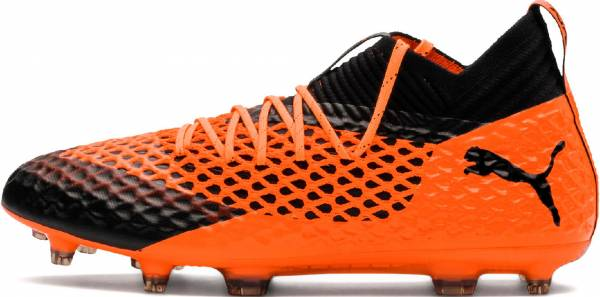 Puma Future 2.1 Netfit FG/AG - Orange (10481202)