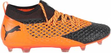 Puma Future 2.2 Netfit FG/AG - Puma Black Shocking Orange