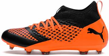 Puma Future 2.3 Netfit FG/AG Puma Black-shocking Orange Men