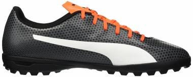 Puma Spirit Turf - Puma Black-puma White-shocking Orange (10449906)