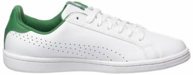 Puma Smash Perf - Puma White / Verdant Green