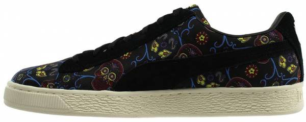 Puma Basket Classic Day Of The Dead - Black