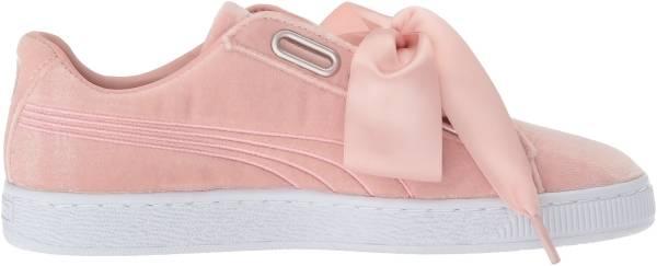 Puma Basket Heart Hyper - Pink (36611602)