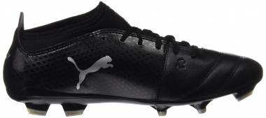Puma One 17.3 Firm Ground Black Men