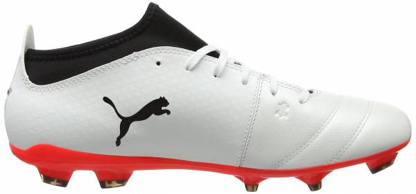 Puma One 17.3 Firm Ground White