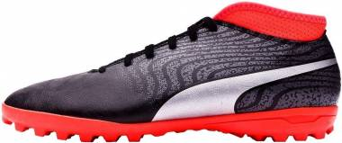 Puma One 18.4 Turf - Nero (Puma Black-puma Silver-red Blast)
