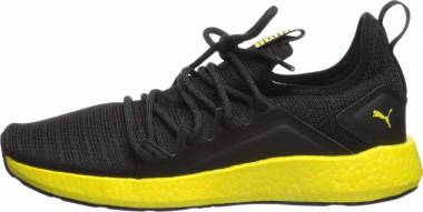 Puma NRGY Neko Knit - Puma Black Blazing Yellow