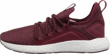 Puma NRGY Neko Knit Pomegranate-puma Black-puma White Men