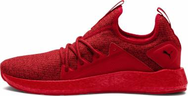 Puma NRGY Neko Knit High Risk Red-puma Black Men
