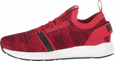 Puma NRGY Neko Engineer Knit - Ribbon Red Puma White Puma Black