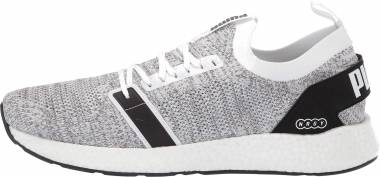 Puma NRGY Neko Engineer Knit - Puma White/Puma Black (19109708)