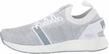 Puma NRGY Neko Engineer Knit - Puma White Quarry