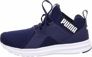 Puma Enzo Weave - Peacoat Puma White
