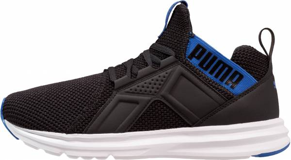 Puma Enzo Weave - Puma Black Strong Blue