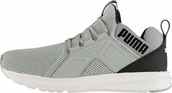 Puma Enzo Weave Quarry/White