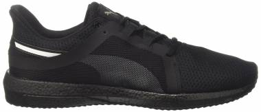 Puma Mega NRGY Turbo 2 Nero (Puma Black-puma White-castor Gray) Men