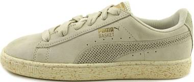 Puma Suede x Careaux - light grey - white