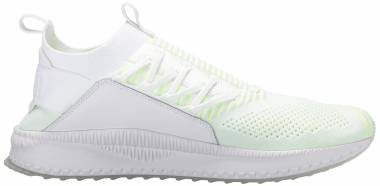 Puma TSUGI Jun Pace - Puma White Pale Lime Yellow