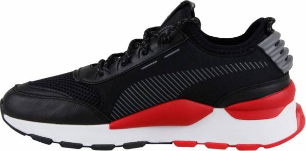 online retailer 54d5d 15e7c Puma RS-0 Play Puma Black   High Risk Red