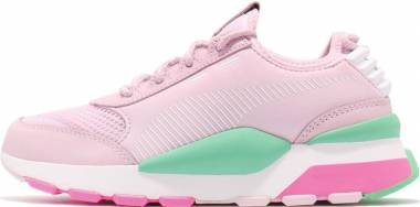 Puma RS-0 Play - Rose Orchidãe Vert Intense Blanc
