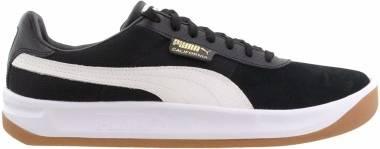 Puma California  Puma Black-puma White Men
