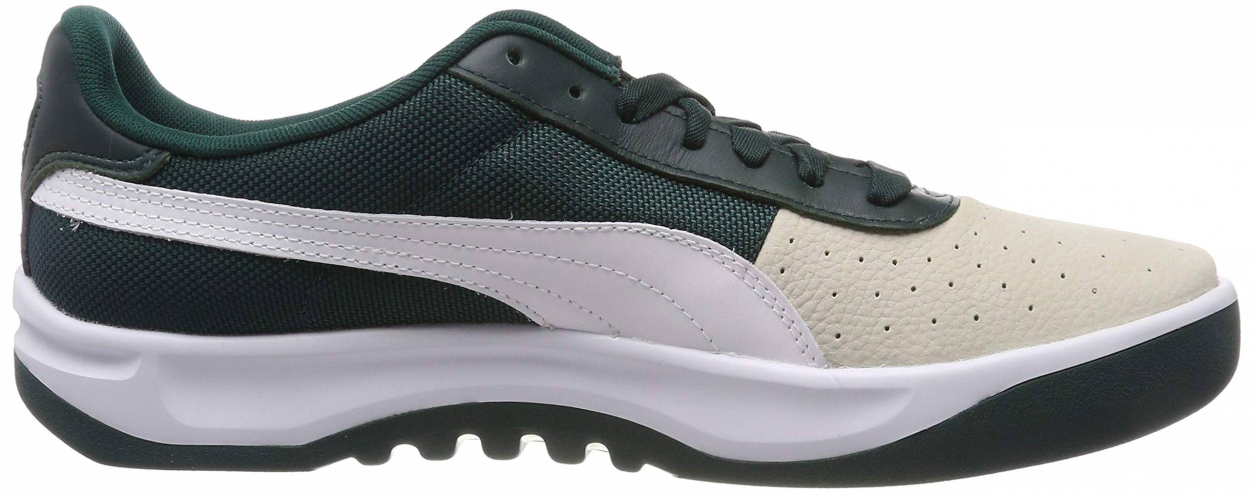 Puma California sneakers in white (only $45)   RunRepeat