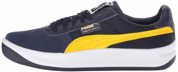 Puma California  Peacoat/Spectra Yellow/Puma White