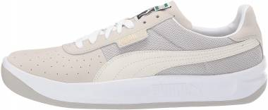 Puma California  Gray Violet-puma White Men