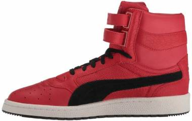 Puma Sky II Hi Colorblocked Leather  - Toreador-puma Black (36385402)