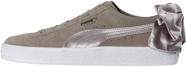 Only $25 + Review of Puma Suede Bow