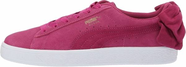 Puma Suede Bow - Purple (36677903)