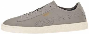 Puma Basket Classic Soft - Grey (36382401)