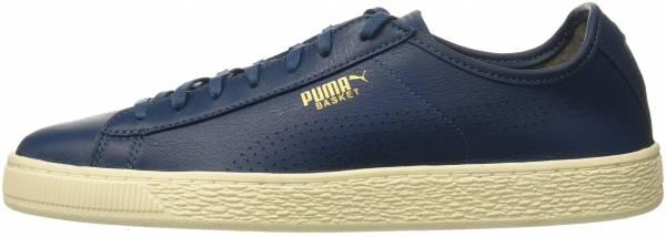 Puma Basket Classic Soft - Blue