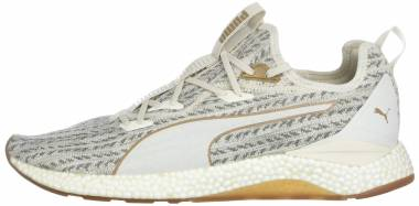 Puma Hybrid Runner - Whisper White Metallic Bronze (19150601)
