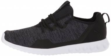 Puma Carson 2 X Knit Puma Black-asphalt Men
