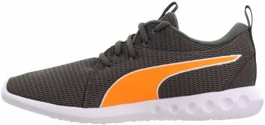 Puma Carson 2 New Core - Charcoal Gray-orange Pop (19108213)