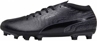 Puma One 18.4 Firm Ground - Puma Black-puma Black-asphalt (10455602)
