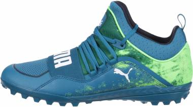 Puma 365.18 Ignite ST Deep Lagoon-puma White-green Gecko Men