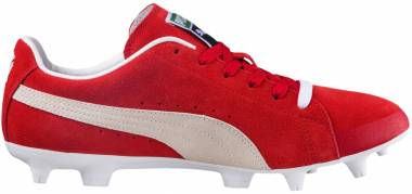 Puma Future Suede FG/AG Red (Rot Rot) Men