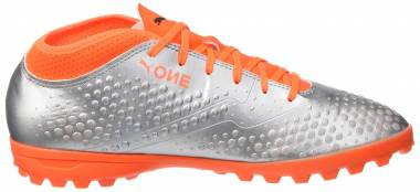 Puma One 4 Synthetic Turf - Silver