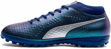 Puma One 4 Synthetic Turf - Blue (Sodalite Blue-puma Silver-peacoat 03)